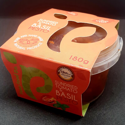Sundried Tomato & Basil Pesto
