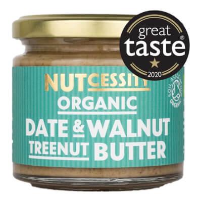 Organic Date & Walnut Butter