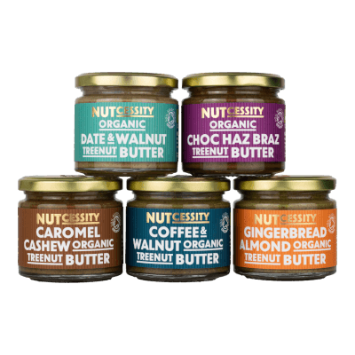 Organic Nut Butter 'Try Me!' Pack