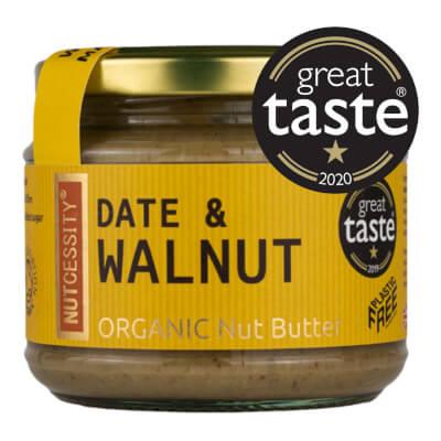 Organic Date & Walnut Butter 180G