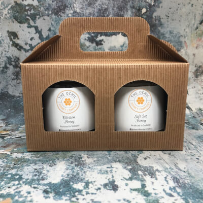 Gift Pack With Runny And Soft Set Honey