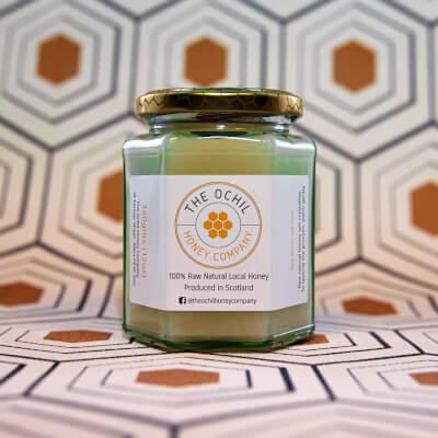 12 Oz Soft Set Honey