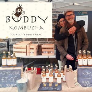 Buddy Kombucha