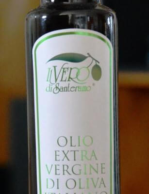 "Organic Extra Virgin Olive Oil ""Il Vero"" 250Ml"
