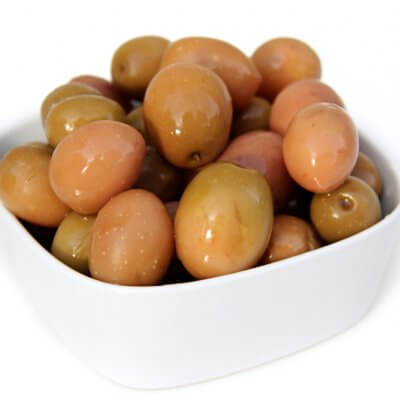 Nocellara Messinese Olives In Brine