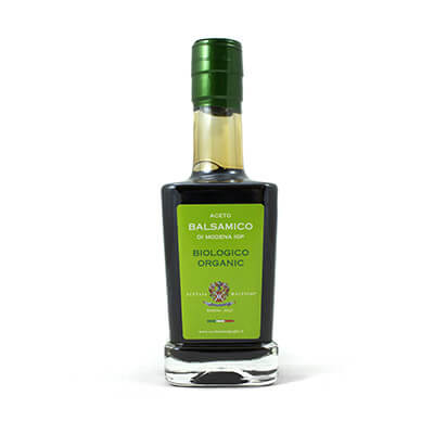 Organic Balsamic Vinegar Of Modena Igp – Malpighi