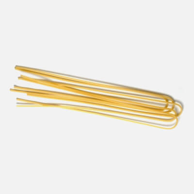 Spaghetti Con Curva Di Gragnano