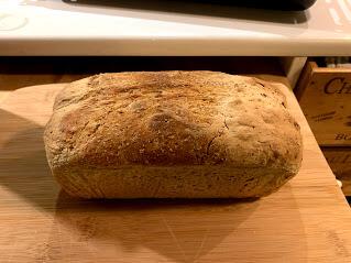 The Wild Atlantic Bread (Wholemeal Sourdough)