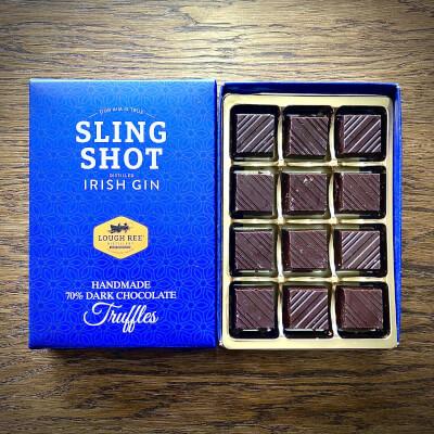 Sling Shot Irish Gin Truffles
