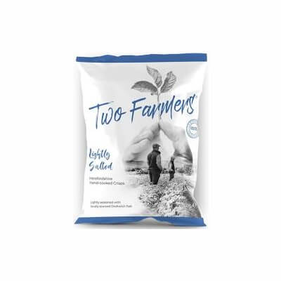 Hand-Cooked Crisps In 100% Compostable Bags