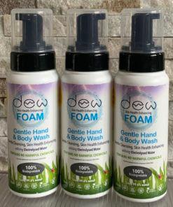 Dew Foam Hand And Body Wash 200Ml