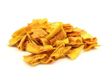 Mango Dried Pieces - Organic