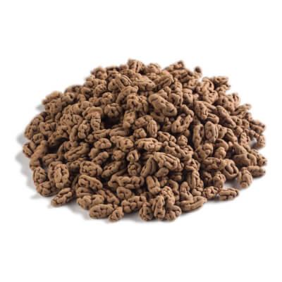 Raw Chocolate Crunchy Fava Beans
