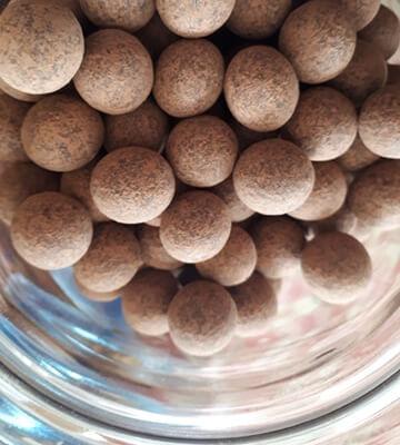 Raw Salty Chocolate Hazelnuts