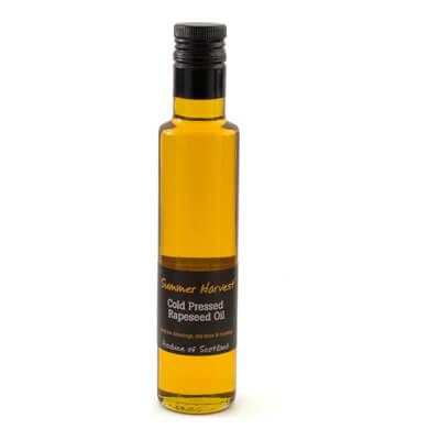 Summer Harvest - Scottish Rapeseed Oil