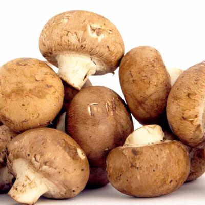Mushrooms Chestnut Organic