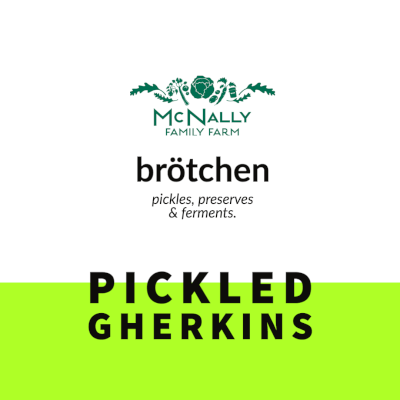 Mcnally's Pickled Gherkin