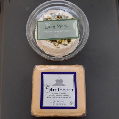 Strathearn Cheese Duo