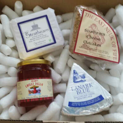 Taste Of Scotland Cheese Box