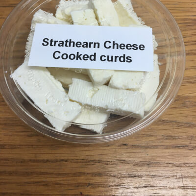 Cooked Curds