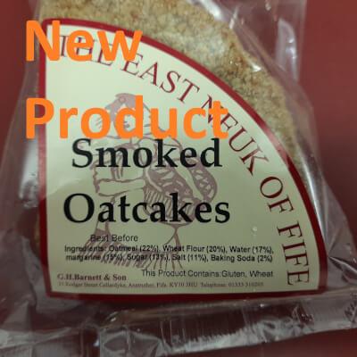 Smoked East Neuk Oatcakes