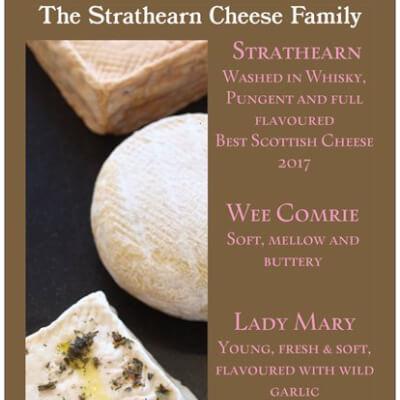 Strathearn Cheese Trio