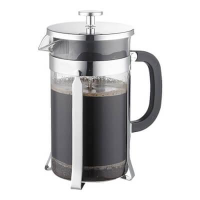 French Press Glass Tea/Coffee Maker 1L