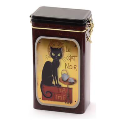 Tea Tin 'Cat'