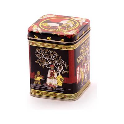 Tea Tin 'Black Jap'