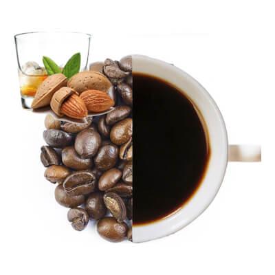 Italian Amaretto Flavoured Coffee Beans ( Medium Ground )