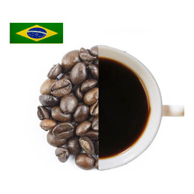 Brazilo Yellow Bourbon Coffee Beans ( Fine Ground)