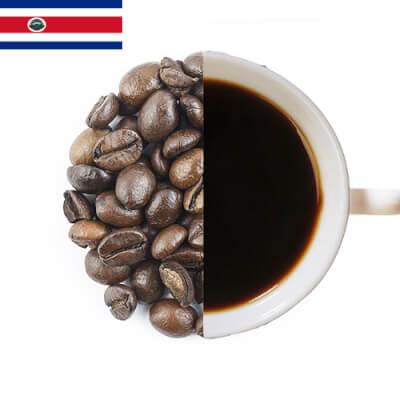 Costa Rica Tarazzu Coffee Beans ( Coarse Ground )