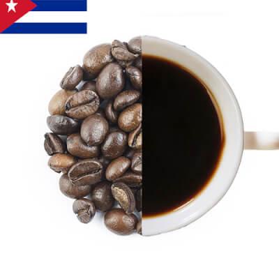 Cuba Turquino Speciality Coffee Beans ( Coarse Ground )