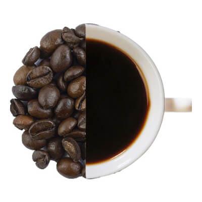 Espresso Siciliano Coffee Beans ( Medium Ground )