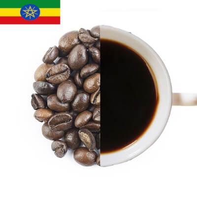 Ethiopia Sidamo Coffee Beans (Coarse Ground)