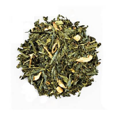 Ginseng Lemon Green Tea