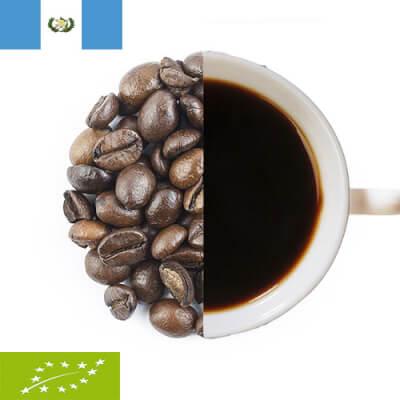 Organic Guatemala Coffee Beans ( Coarse Ground )
