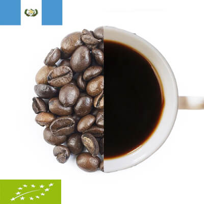 Organic Guatemala Finca Ceylan Coffee Beans ( Medium Ground )