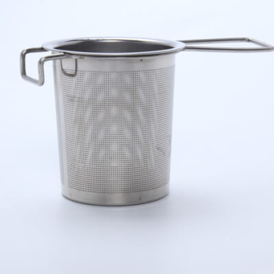 Stainless Steel Tea Strainer With Long Handle
