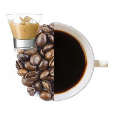 Irish Baileys Liqueur Flavoured Coffee Beans ( Medium Ground )
