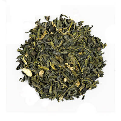 Lemon Ginger Green Tea