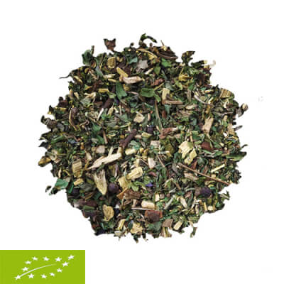 Ayurveda Organic Easy Breathing Herbal Tea