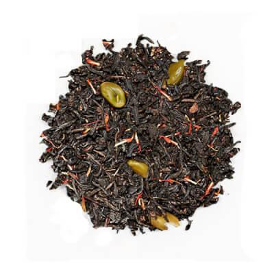 Pistachio Truffle Black Tea