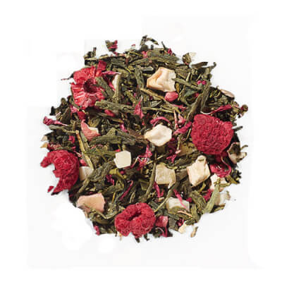 Raspberry Tart Green Tea
