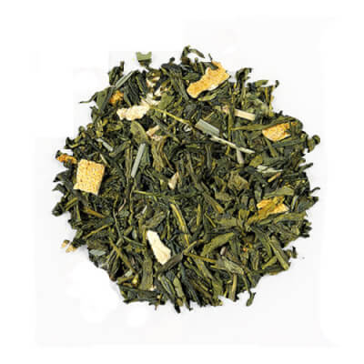 Sicilian Lemon Green Tea