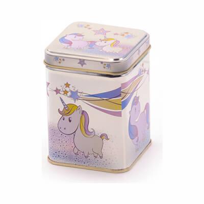 Tea Tin 'Unicorn'
