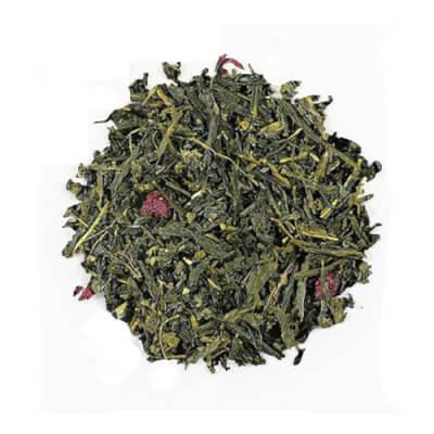 Wild Cherry Green/White Tea