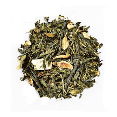 Wild Grey Green Tea ( With Bergamot )