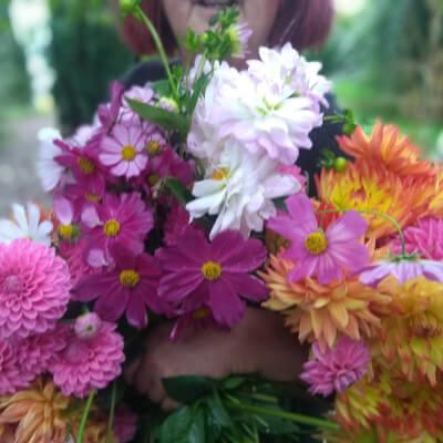 Summer Garden Bouquet