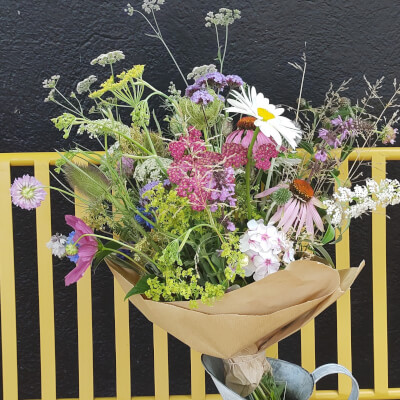Large Wildflower Style Bouquet